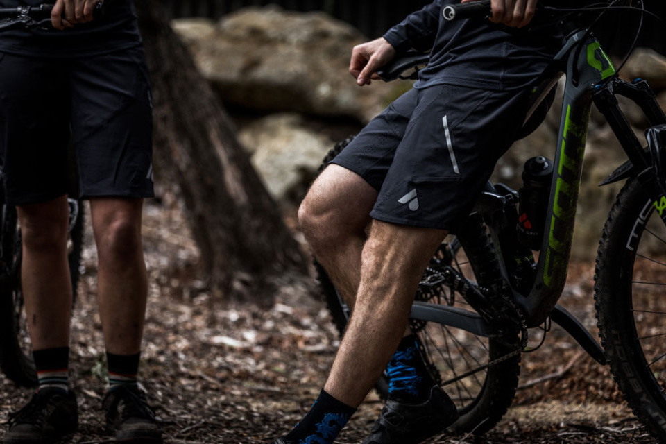 Aussie Grit Apparel Blue Derby Pods Ride Shorts 1000Px