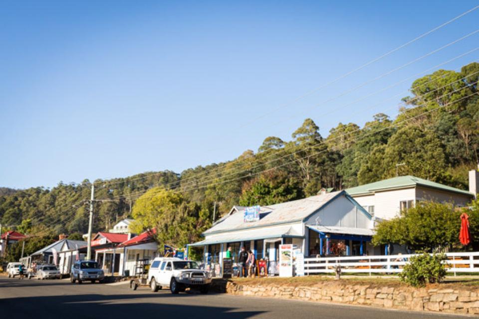 Bdpr Derby Tasmania